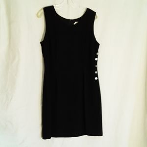 Caren Desiree Company Black Dress Size 14